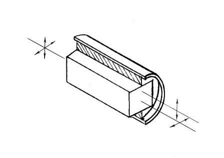 Лучеразводящий элемент(Лучерасщепитель)